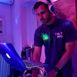 DJ AKIS - DJ ΓΙΑ ΠΑΡΤΥ