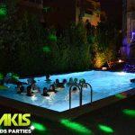 dj για pool party
