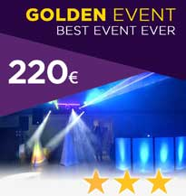 golden event 220