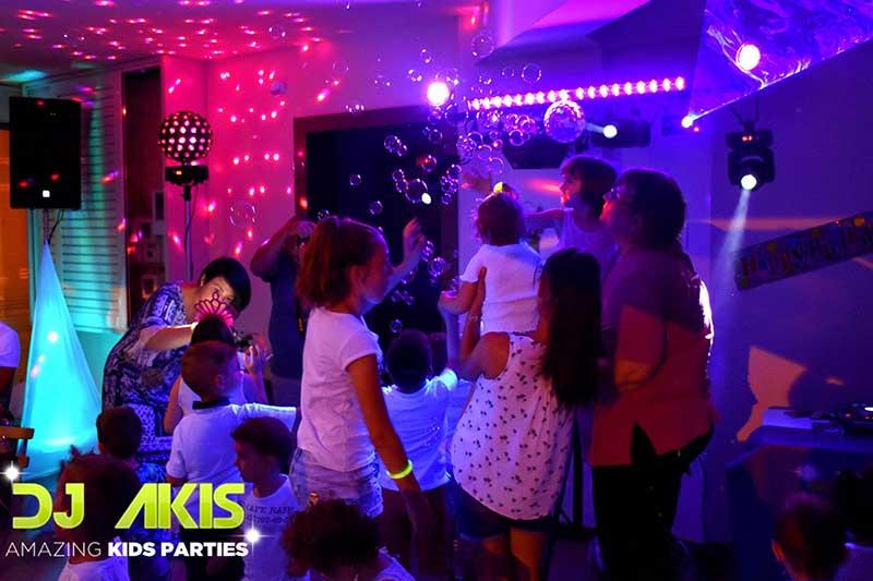 disco party για παιδια