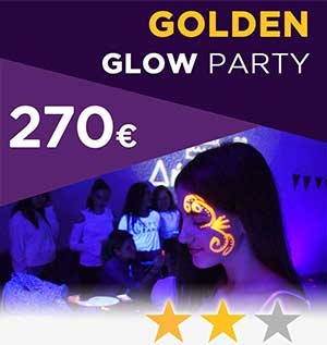 golden glow party