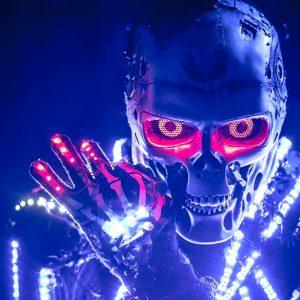 JAYBOT Skeleton